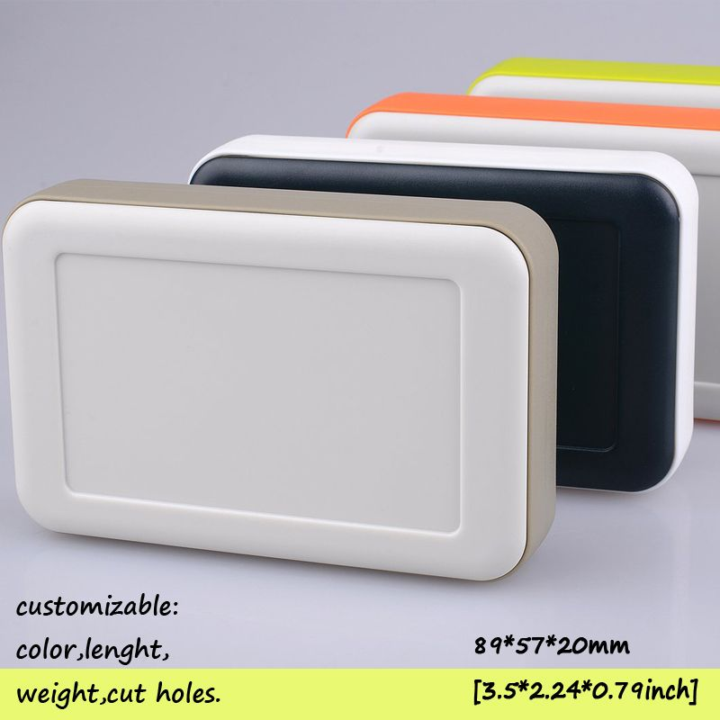 Electronic Instrument Enclosures Picture More Detailed Picture About Four Colors Diy Electronic Box For Projects Handheld Plastic Enclosure For Pcb Small