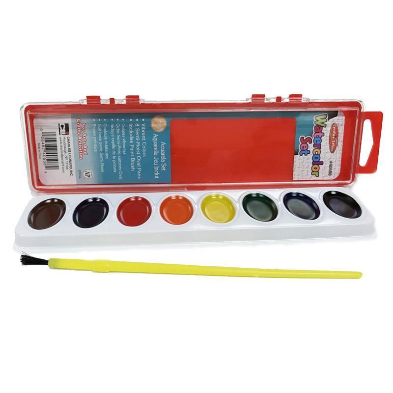 8 Asst Water Color Paint Set 36 St Paint Set Paint Sets Paint