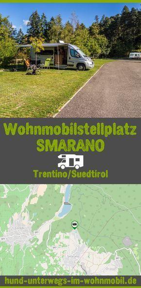 Photo of Motorhome parking Smarano in Trentino-South Tyrol