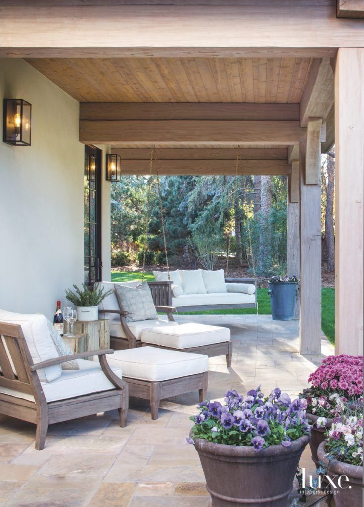 New England Farmhouse Flair Comes To Denver | New england ... on Ab And Outdoor Living id=19896