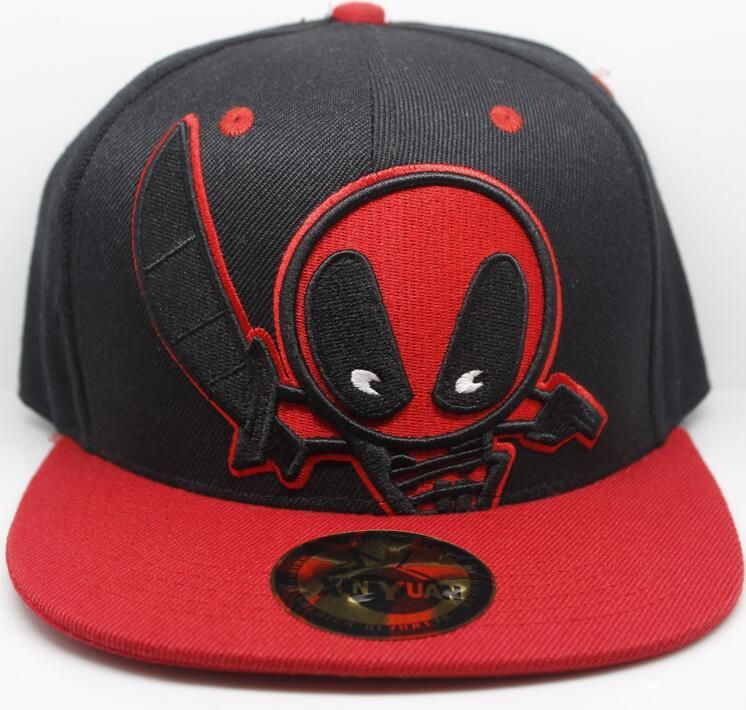 25ae1fe0d5df0 Marvel Deadpool Movie Ultimate Baseball cap