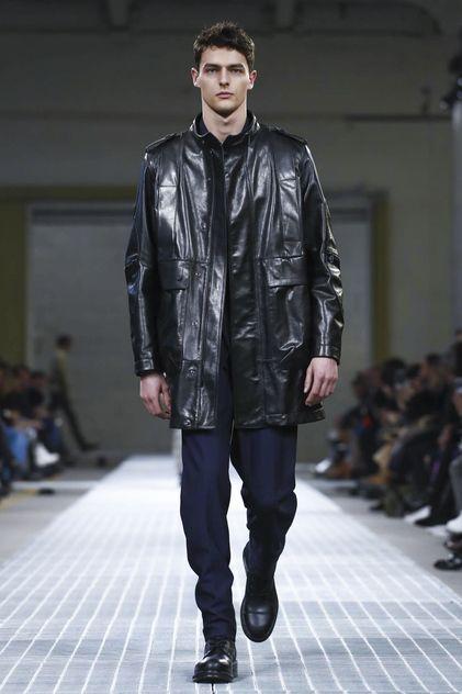 Dirk Bikkembergs Menswear Fall Winter 2017 Milan