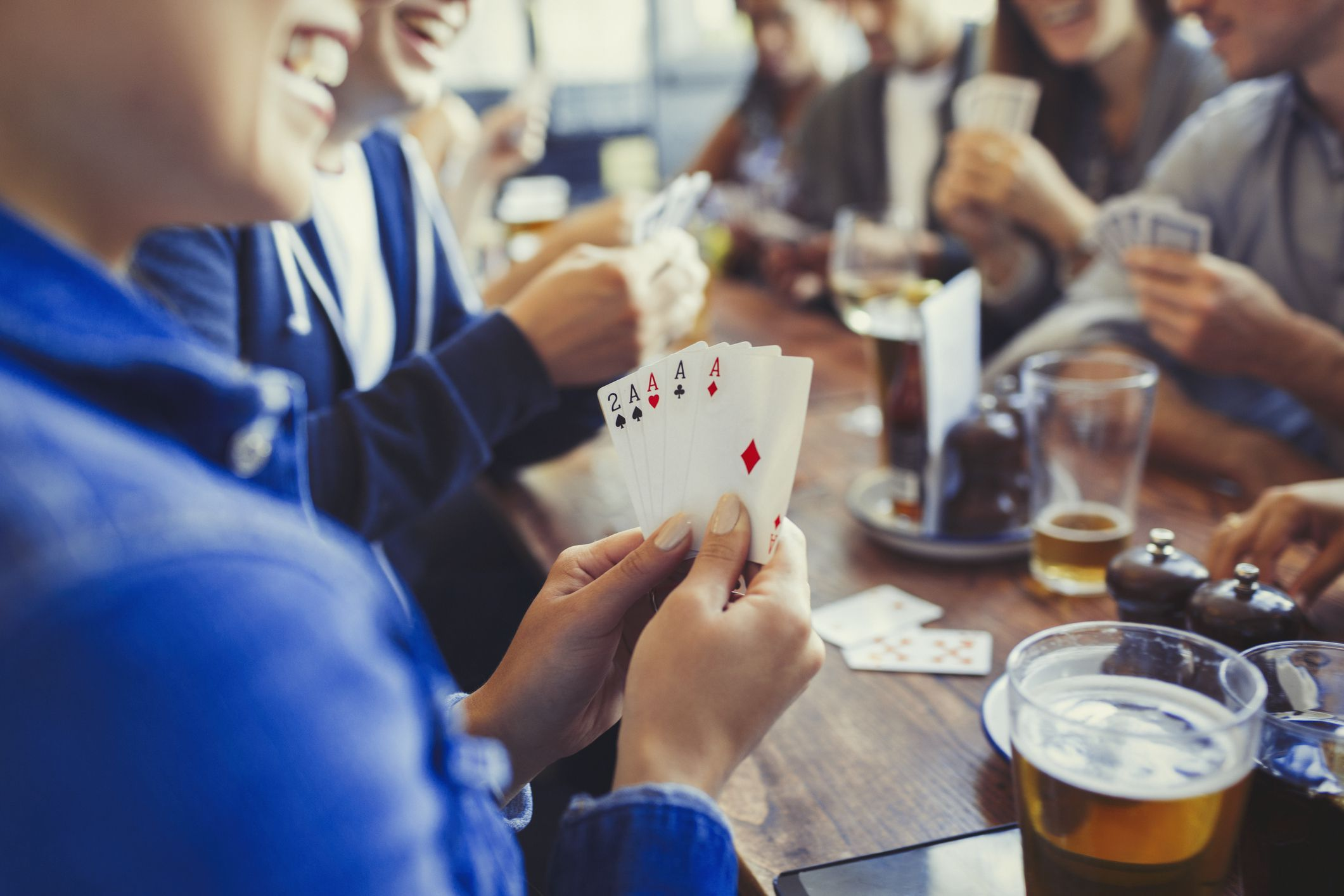 Gin Rummy Card Game Rules For Three Players