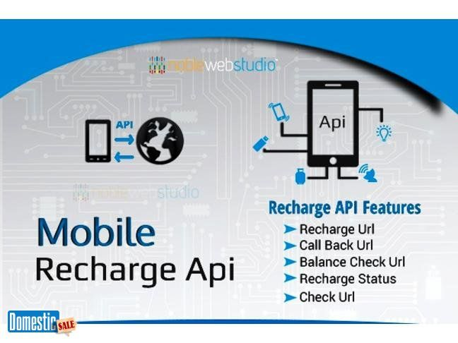 Best Margin API for All Recharge Service Having a Recharge website