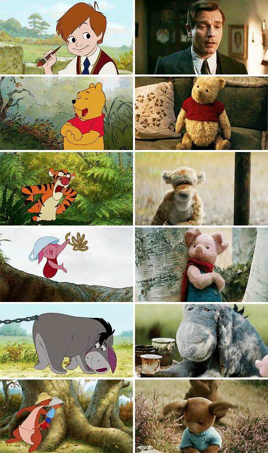 Winnie The Pooh 2011 Christopher Robin 2018 Christopher Robin Movie Winnie The Poo Winnie The Pooh Friends