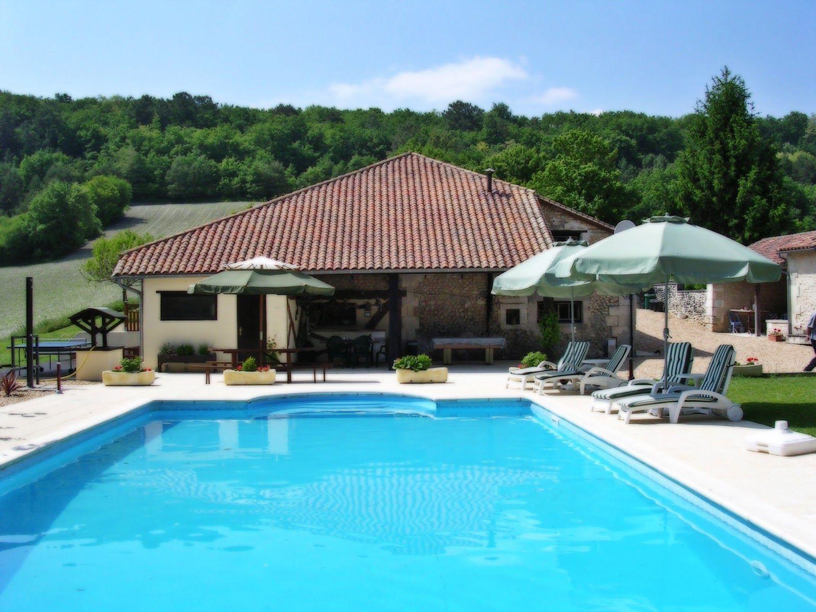 Backyard Landscaping Ideas Swimming Pool Design [ Read More At  Www.homesthetics.net
