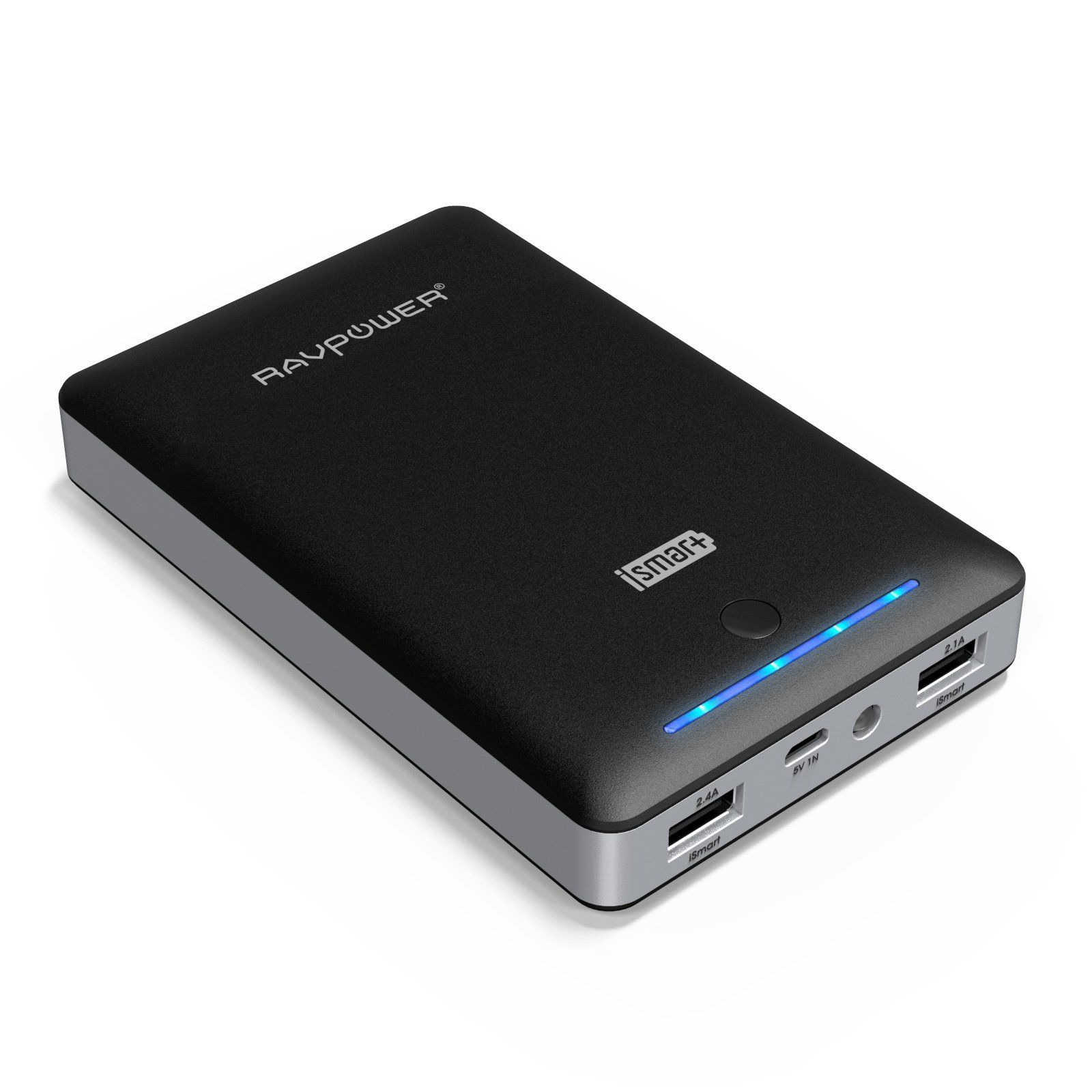 RAVPower 16750mAh 4.5A Dual USB Output Portable Charger External Battery Power