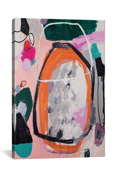 icanvas table mess ii giclée print canvas art on icanvas wall art id=86167