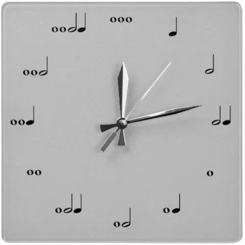Clock with music noted !!!
