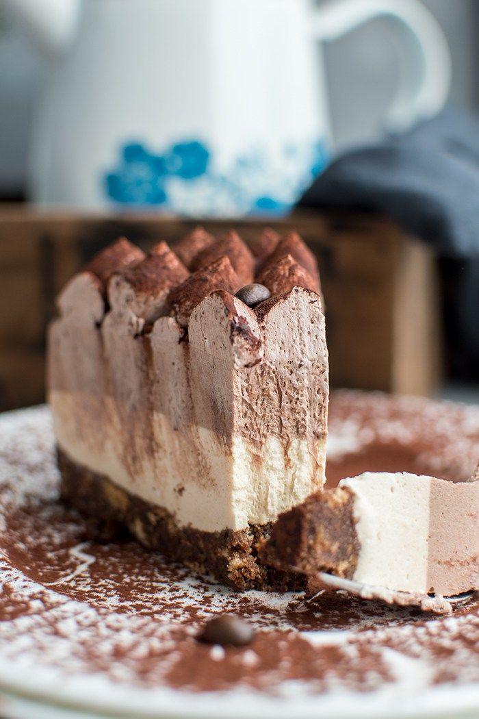 Eiskaffee-Cheesecake: Eiskalter Knuspersommer ⋆ Knusperstübchen