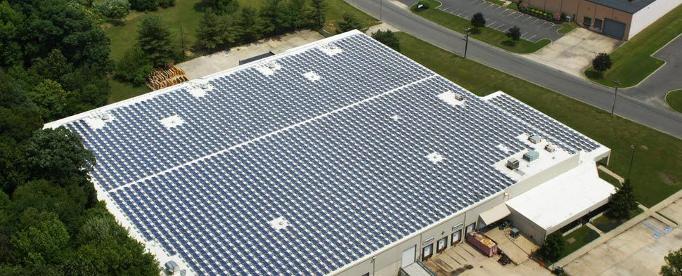 Client New Jersey Manufacturing Company Location Paulsboro Nj Annual Energy Generation 775 000 Dynamic Ener Solar Installation Solar Projects Solar Panels