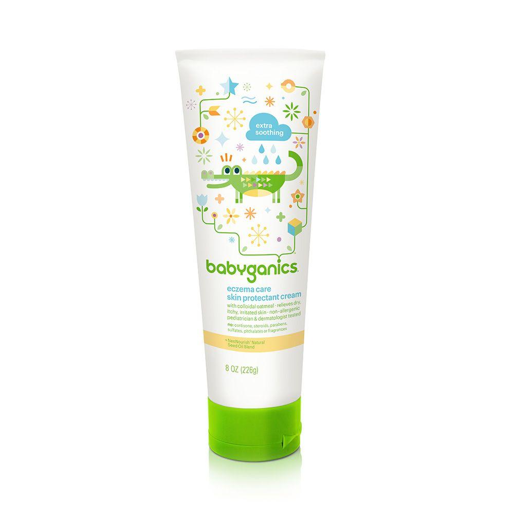 Babyganics Eczema Care Skin Protectant Cream Skin Deep Cosmetics Database Eczema Lotion Babyganics Sensitive Skin Care
