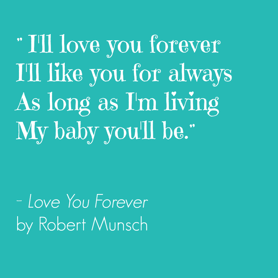 Quotes About Love: 9 Quotes About Love From Children's Books