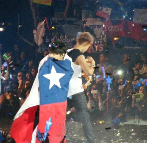 Super Show 5 Chile que hermoso