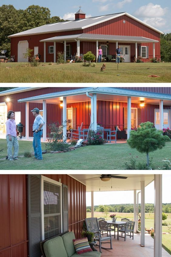 Before building a barndominium it 39 s good to know the many - What to know before building a house ...