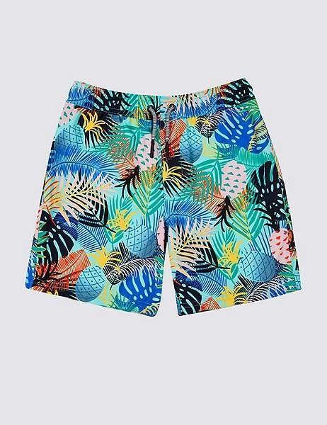 784cae1f5f Swim Shorts with Sun Smart UPF50+ (3-16 Years) in 2019   Boy's ...