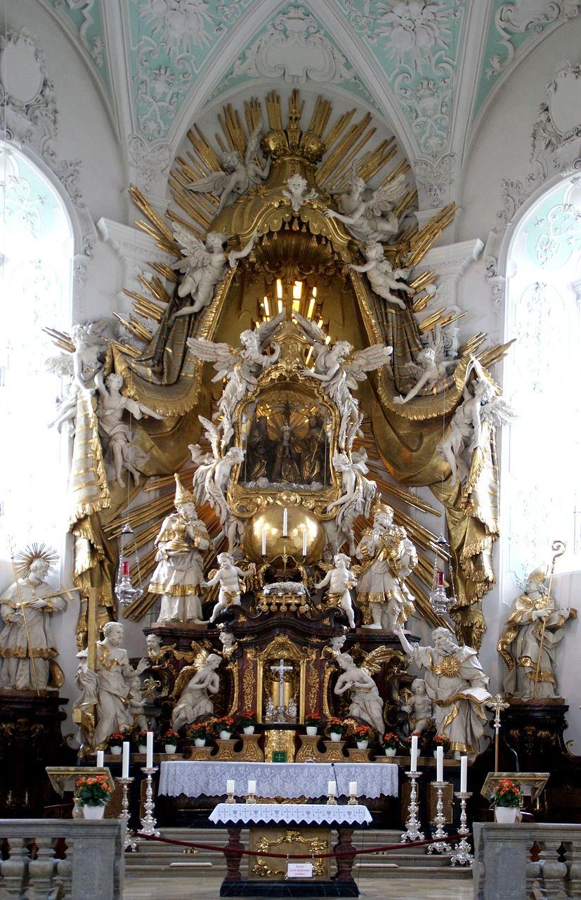 Jewelry Altar Basilica Christian Gold Jewelry jewelry altar