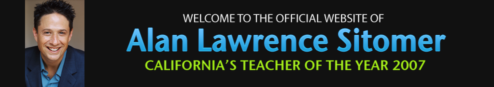 Alan Lawrence Sitomer » Author, Educator, Speaker » The Importance of Being Prepared to Succeed -
