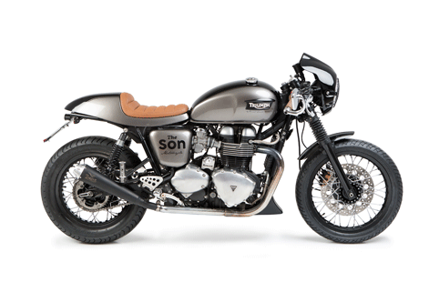 8da7675debb6 At Tamarit Motorcycles we have specialized in the design of craftsmanship  and customization of Triumph motorcycles  Bonneville