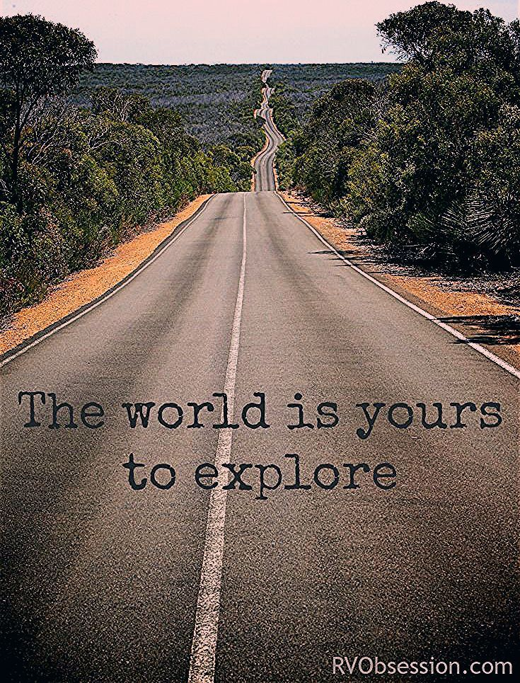 Photo of Travel Quotes – Inspirational Quotes to Fuel Your RV Obsession   RV Obsession