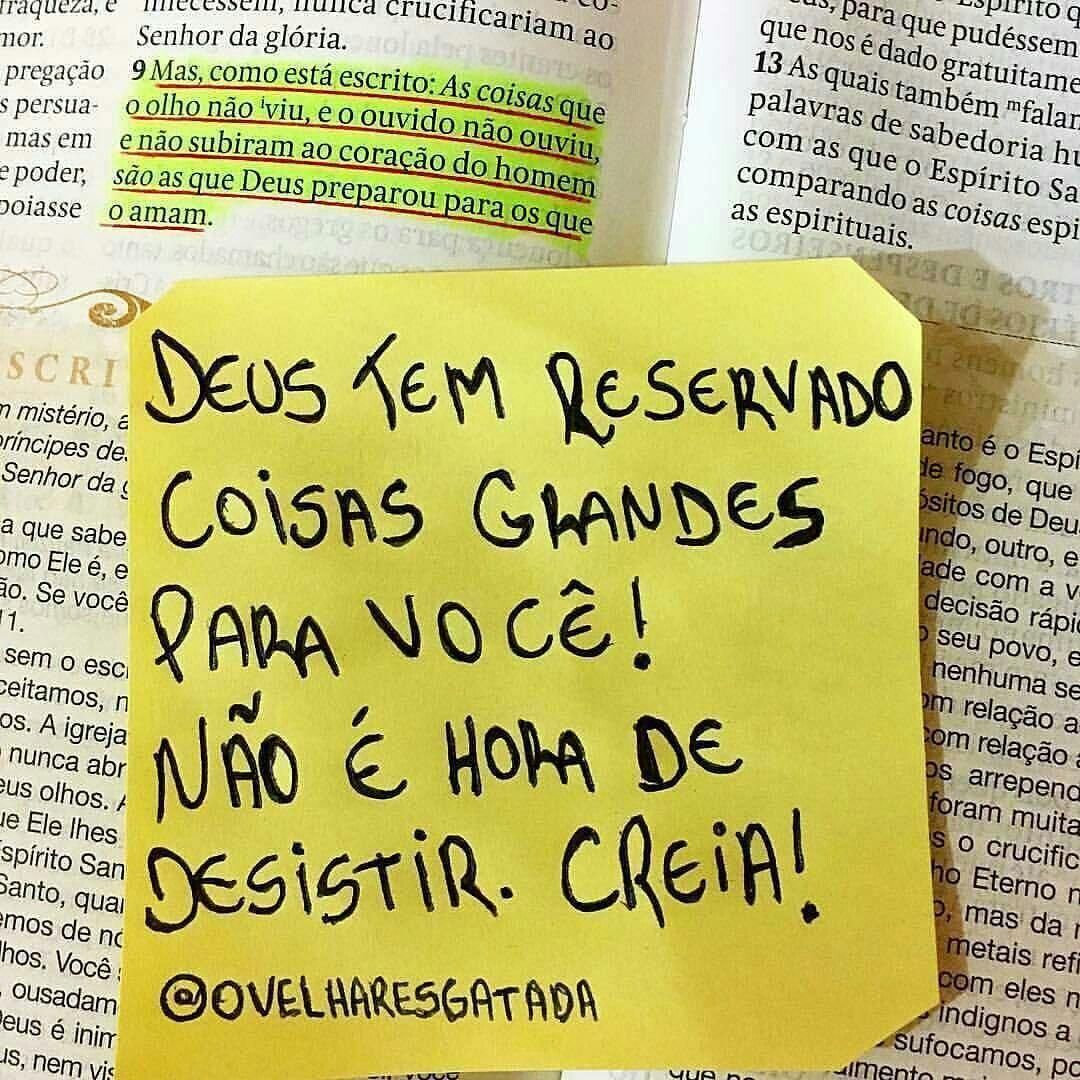 Pin De Ruthe Em Status Com Imagens Palavra De Deus Frases De
