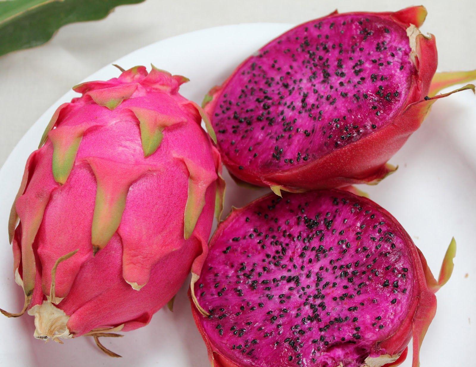 Pitaya Dragon Fruit Food For The Fam Fruit Pitaya Seeds