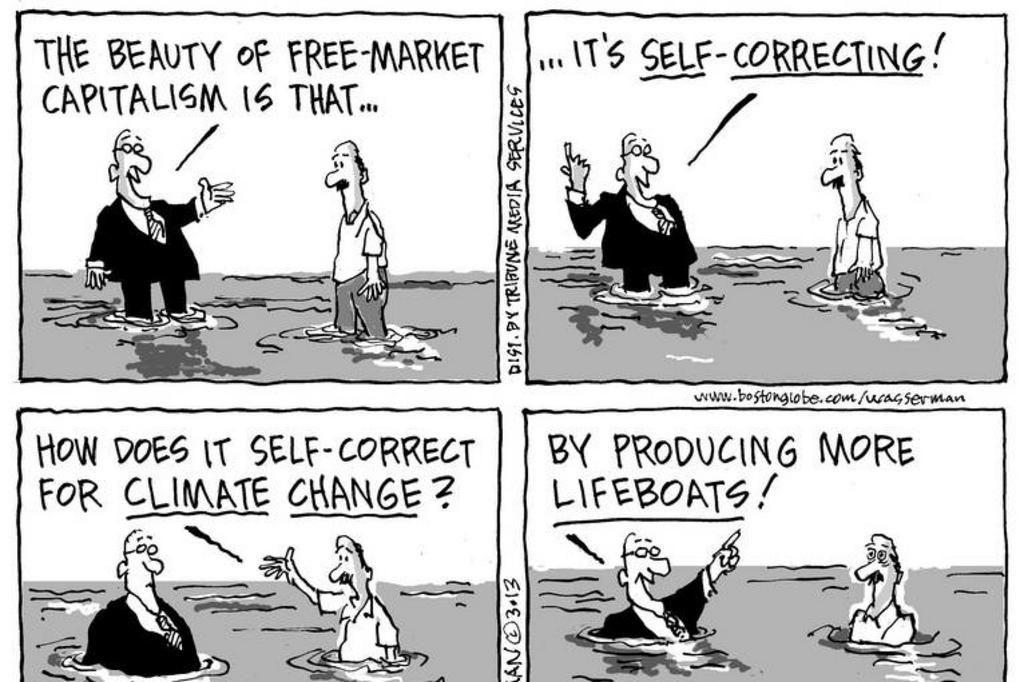 Naomi Klein (NaomiAKlein) on Twitter | Climate change, How to memorize  things, Editorial cartoon