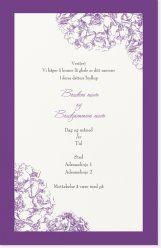 design for invitasjoner og kort i kategorien bryllupsinvitasjoner