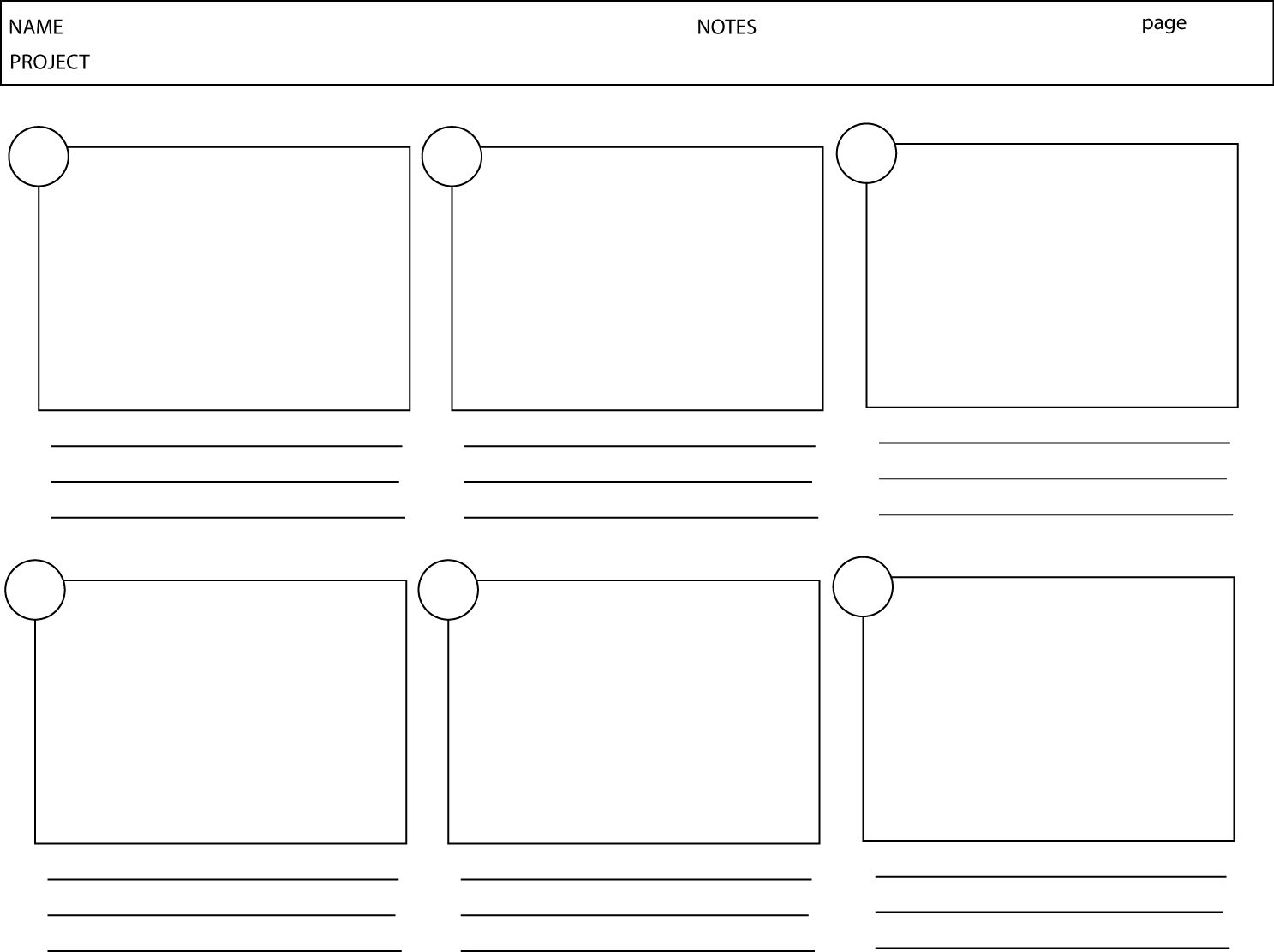 Image result for animation storyboard plan