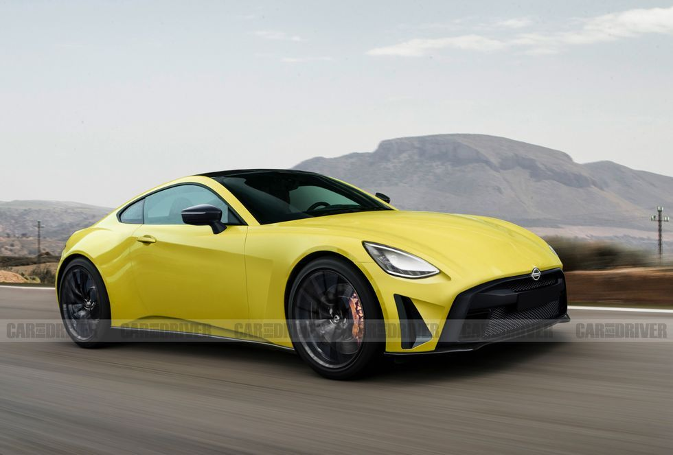 2021 Nissan 400z What We Know So Far In 2020 Nissan Z Nissan Z Cars Nissan
