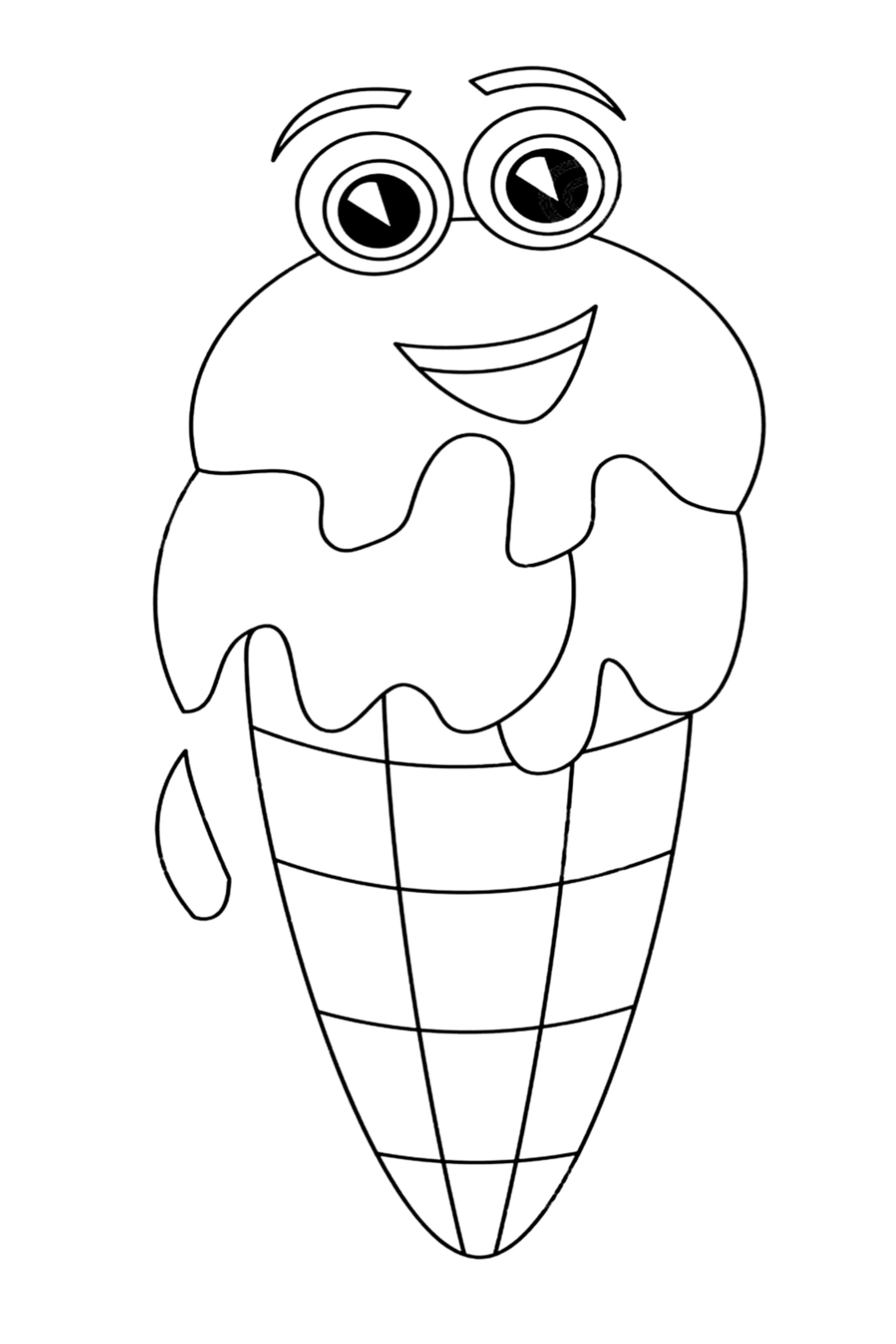 Cool Ice Cream Coloring Pages Pdf Printable Free Coloring Sheets Ice Cream Coloring Pages Ice Cream Cone Drawing Ice Cream Tattoo