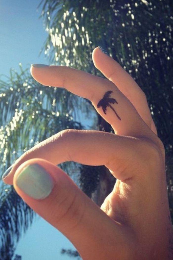 1001 Ideas Y Consejos De Tatuajes En Los Dedos Tatto