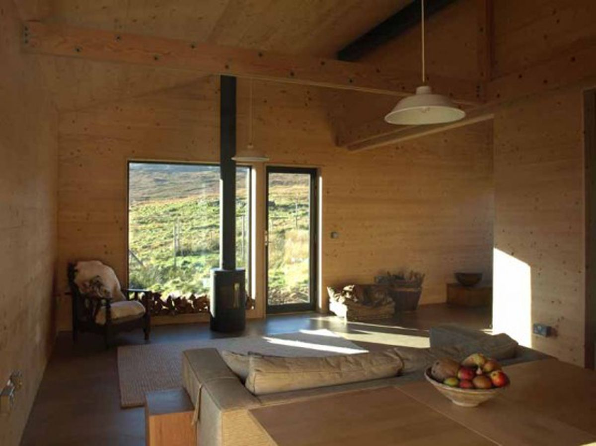 rural house architecture from rural design, a small house design