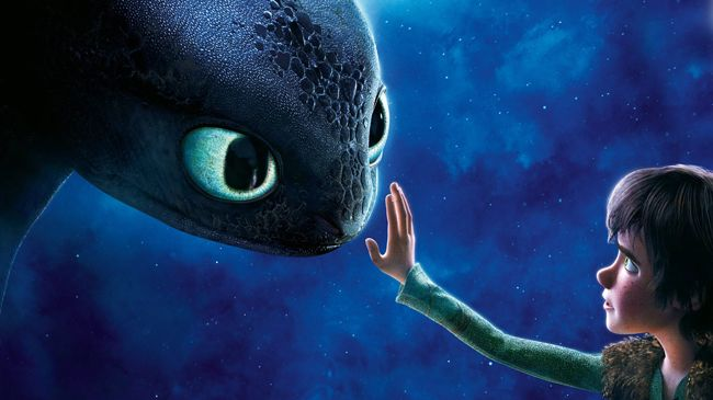 How To Train Your Dragon 2 (3D)