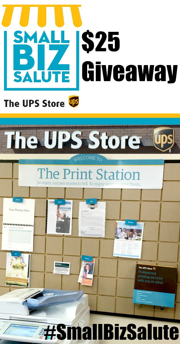 Closed 25 The Ups Store Giveaway 25 Off Coupon Code
