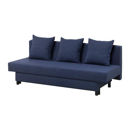 Asarum Sofa Trzyosobowa Rozkladana Granatowy Dodaj Do Koszyka Ikea Ikea Sofa Sofa Cheap Sofas