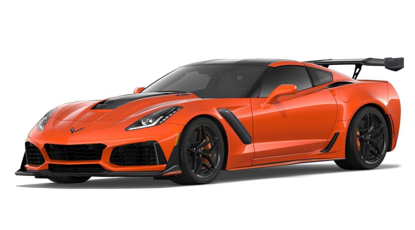 Amazing 2019 Corvette ZR1. Corvette zr1, Chevrolet