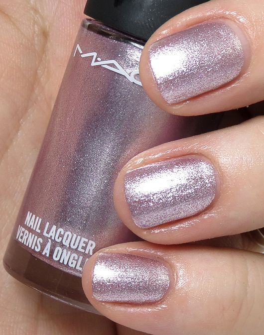 Review & Swatches: MAC Glamour Daze Collection Nail Lacquers for ...
