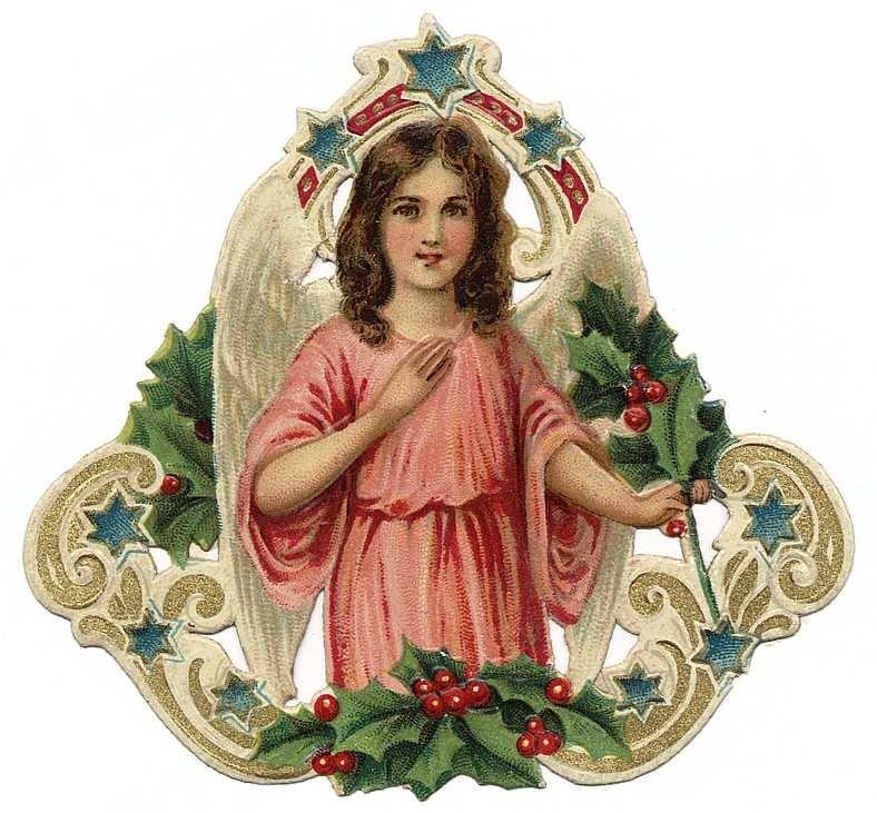 Like A Christmas Angel... Free Angel eCards, Greeting Cards | 123 ...