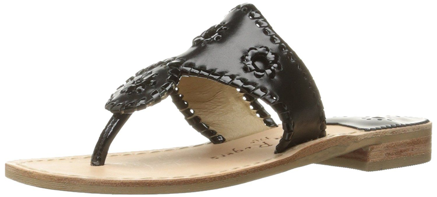 Jack Rogers Women's Palm Beach Narrow Dress Sandal *** Read more reviews of  the