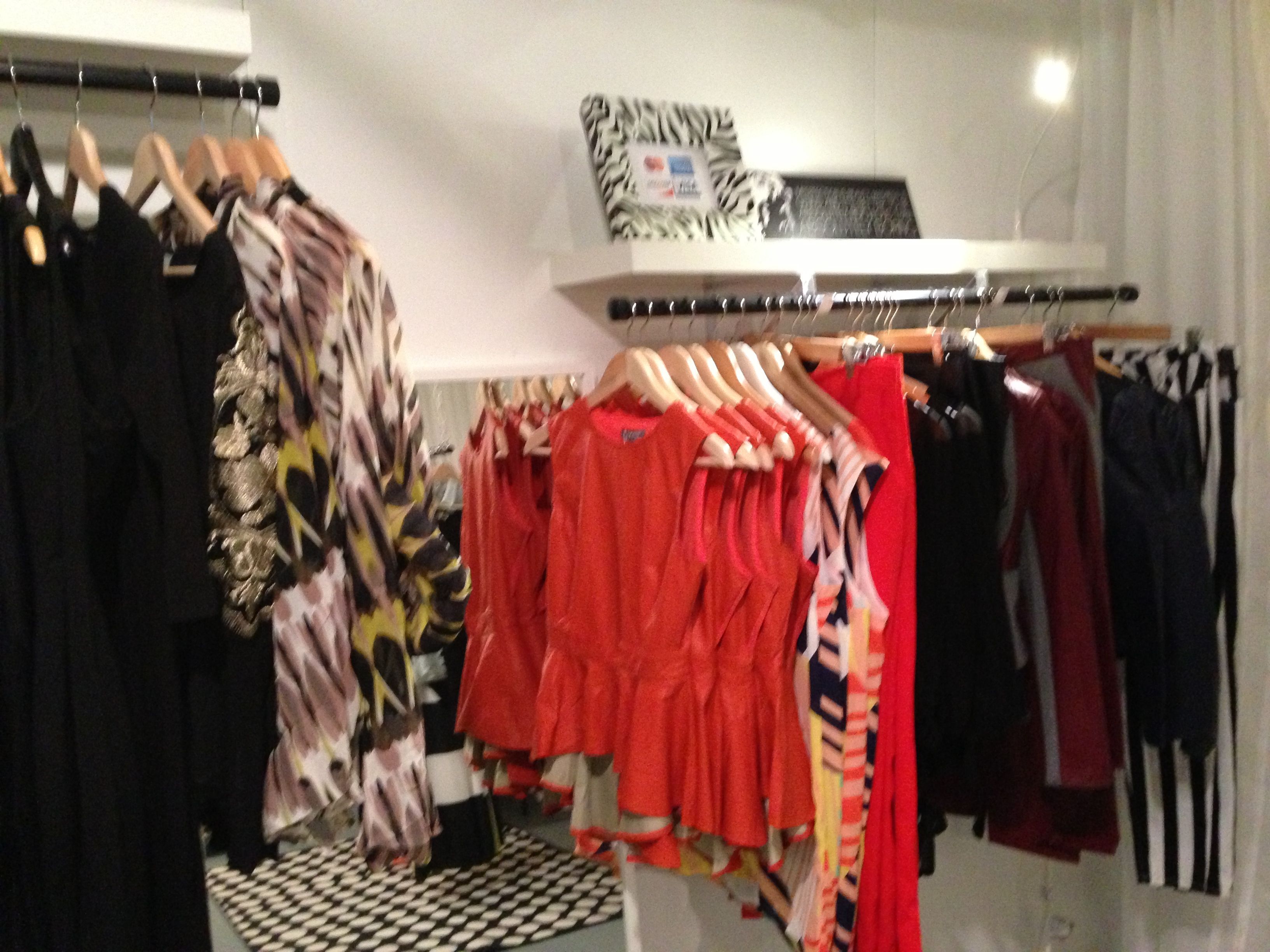Philly Threads lives at Showroom 9D!  The home of clothes, fashion and entertainment!