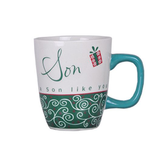 Emotion Mugs - Son Rs. 299.00   Message on the Mug: A lucky few have a son like you