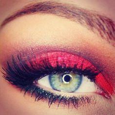 red riding hood makeup