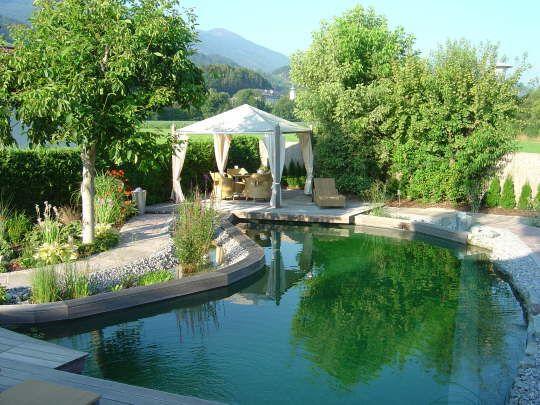 schwimmteich natural pool | Natural Pool / Schwimmteich | Pinterest ...