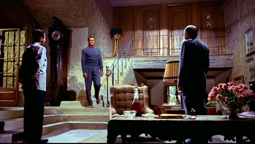 Cary Grant John Robie S Villa In Film To Catch A Thief