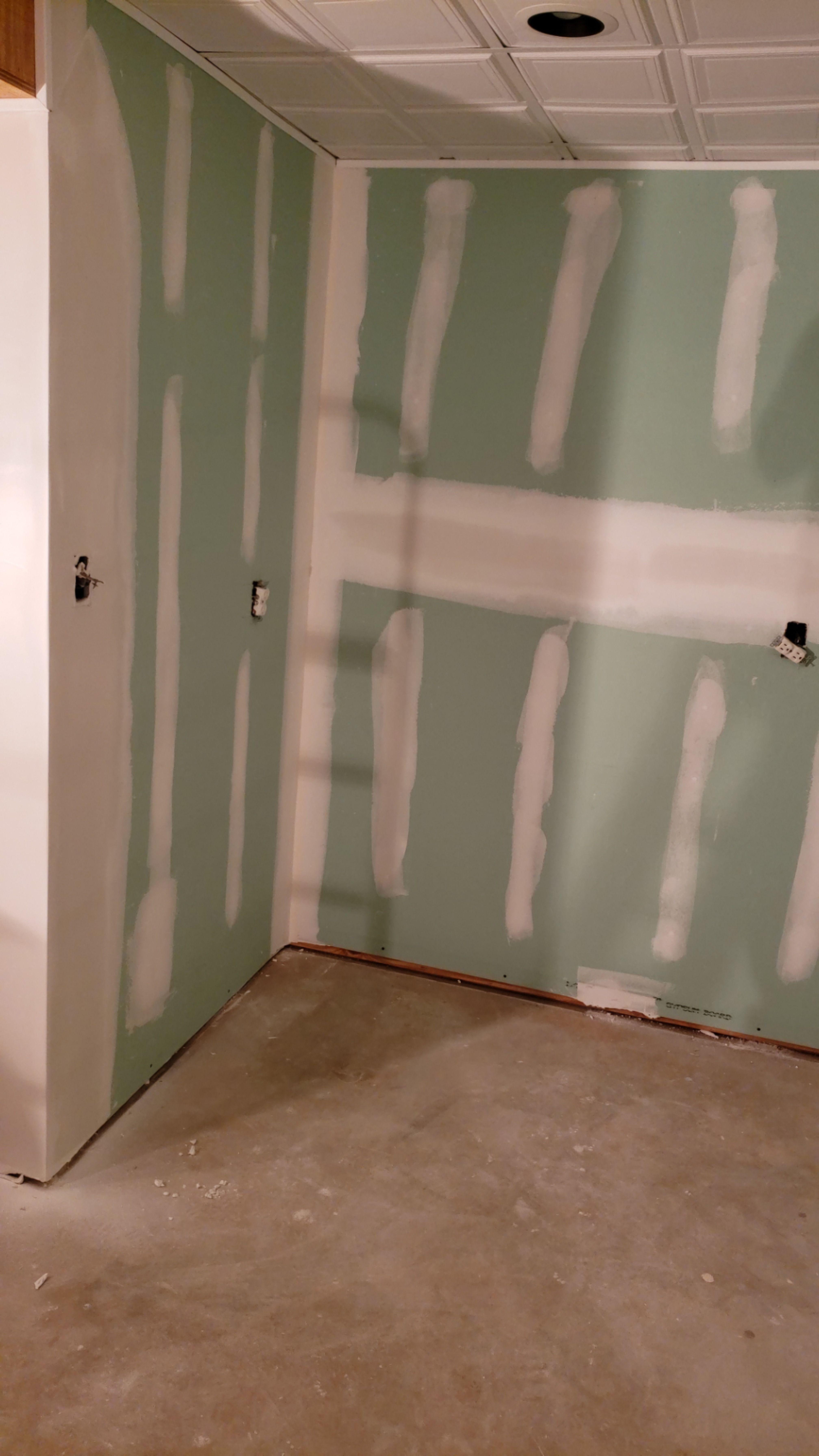 Fixing Water Damaged Drywall Water Damage Repair Drywall