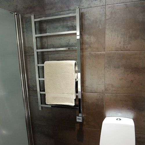 17 bästa bilder om Bathroom på Pinterest | Bad, Lagring och ... : badrum brun : Badrum