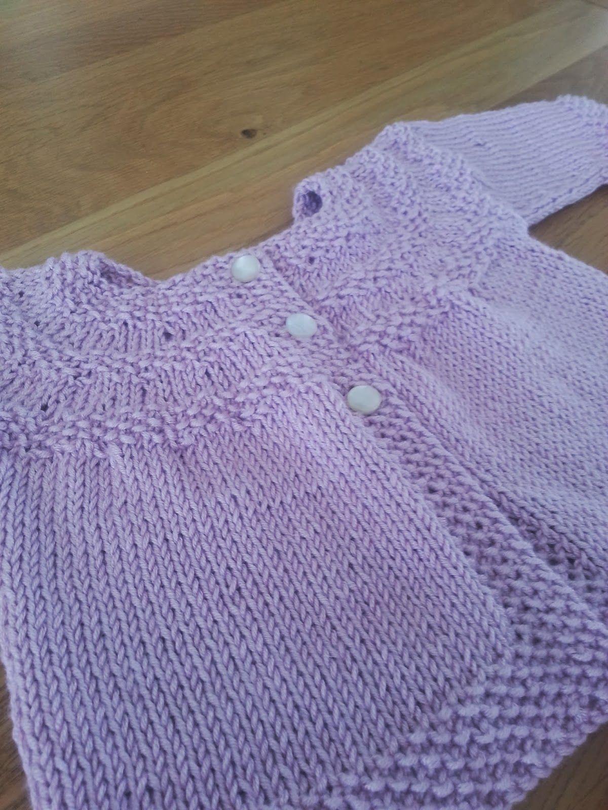 Image result for baby matinee jacket knitting patterns free | örgü ...