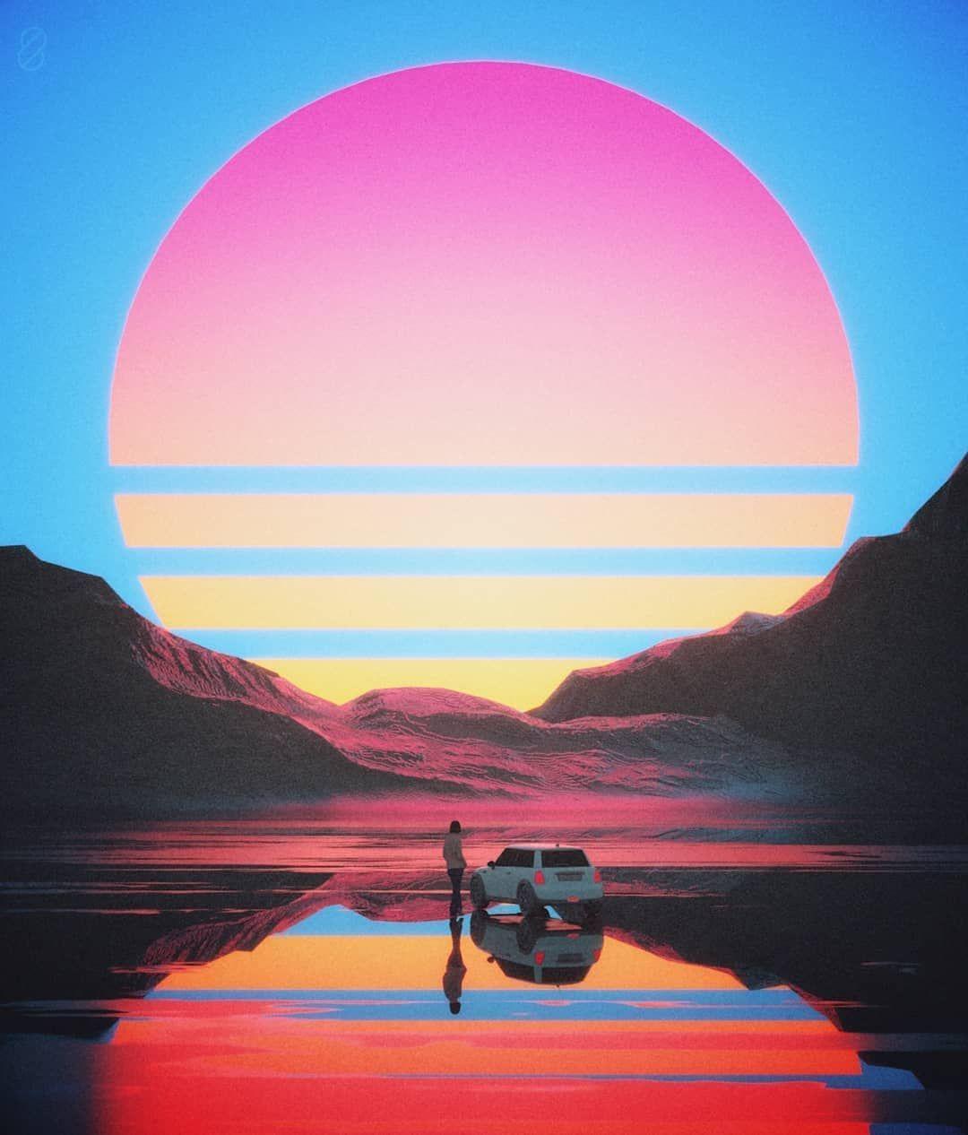 Pin By Sankhadeep Sengupta On Stranger Things In 2020 Futuristic Art Synthwave Futuristic