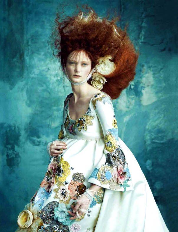 Mad Hatter Fashionista   ❉ Editorial Fashion Photography ... d5c95f8800e2